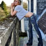 Cara Brett – Blue Jeans - 8
