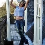 Cara Brett – Blue Jeans - 14