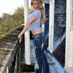 Cara Brett – Blue Jeans - 18