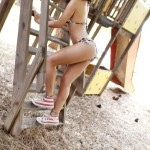 Clare Richards At The Playground - 2