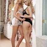 Danielle Maye And Sophia Knight – Best Friends - 0