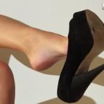 Danielle Maye Drops Her Yellow Bikini - 6