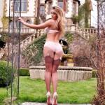 Dionne Daniels – Sexy Brown Lingerie - 16