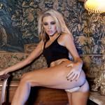 Lori Buckby – Black Tight Skirt - 6