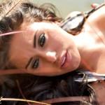 Lori Buckby – Striped Bodysuit - 2