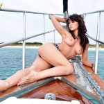 Mica Martinez – On The Yacht - 21