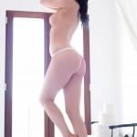 Sam Kellett – Sexy White Lingerie On My Bed - 22