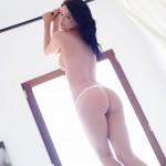 Sam Kellett – Sexy White Lingerie On My Bed - 23