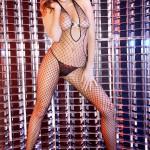 Sammie Pennington – Sexy Fishnet - 1