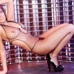 Sammie Pennington – Sexy Fishnet - 3