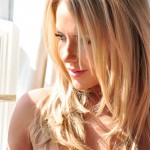 Becky Roberts – Topless By The Window - 3