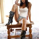 Fernanda Ferrari – Denim Shorts - 3