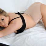 Leah Francis – Black Bra On My Bed - 6