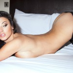 Alice Goodwin Sat Down Playing With Her Big Bangers - 0