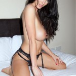 Alice Goodwin Sat Down Playing With Her Big Bangers - 8