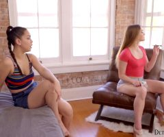 Alina Lopez W/Kenzie Madison – Strip Searched