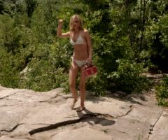 "Aly Michalka Bikini Plot In ""Grown Ups 2"""