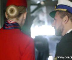 Anny Aurora – The Flight Attendant