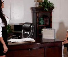 Ariella & Riley Reid – Head Mistress