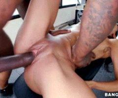 Big Black Dick from Blacknwhitelooksgood