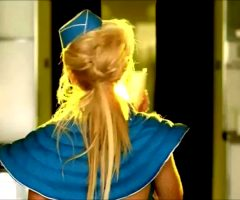 Britney Spears In The 'Toxic' Video