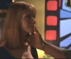 Christina Hendricks Incredible Bust On Display In 'Beggars And Choosers'
