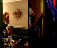 Christina Hendrick's Incredible Bust On 'The James Cordon Show'