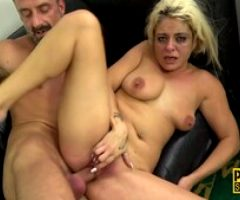 Cock Sucking Milf Submissive Gets Plowed
