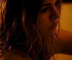 """Danielle Panabaker In """"Piranha 3DD"""", Minus The Piranhas"""