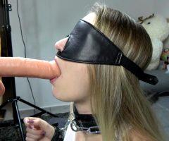 Deepthroat Milf Slave Life – Facefucked By Fucking Machine GIF By BlowjobSlaveGirl