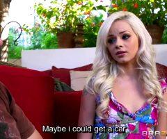 Elsa Jean – If Dad Wont Help Strangers Will