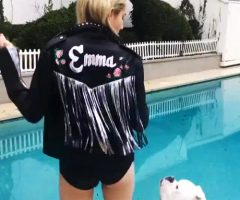 Emma Roberts – Shaking It.