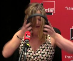 """French Radio Host Goes Topless During Her Segment On """"Go Topless Day"""", Sexuality And Taboos"""