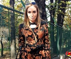 GERMAN SCOUT – Fashion Teen Model Liza Talk to Anal for Cash