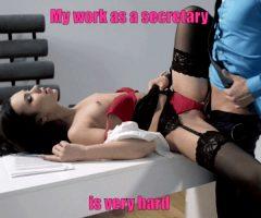 hard job of a secretary