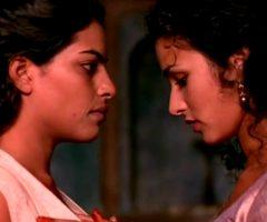"Indira Varma Lesbian Plot In ""Kama Sutra"""
