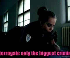 interrogation in process