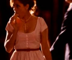 Jenna Fischer And The Ice Cream Cone