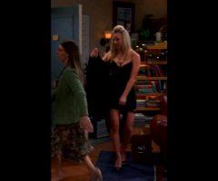 Kaley Cuoco's Plot In The Big Bang Theory