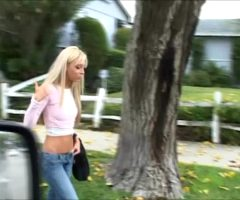 Keri Sable – Blonde Valley Girl Needs A Ride In 'Teen Hitchhikers 6'