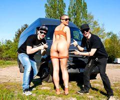 LETSDOEIT – Big Ass Tourist Picked Up & Fucked On German Bus