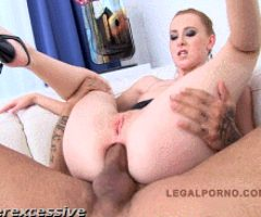 Linda Sweet Can't Seem To Get Enough Anal Penetration – A Single Cock She Barely Notices A Double Penetration Merely G…