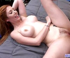 MILF Trip – Thick redheaded MILF with banging body