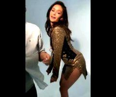 Nina Dobrev Dancing
