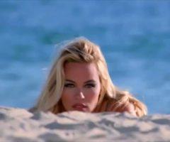 Pamela Anderson Plotting All Over Baywatch