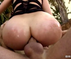 Remy LaCroix Squatting On A Cock Up Her Ass
