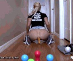 Roxy Raye Butthole Bowling