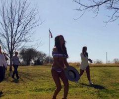 Selena Gomez In A Cute Bikini