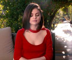 Selena Gomez's Go-to Dance Move