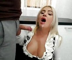 Sexy MILF Secretary Anal Sex in the Office
